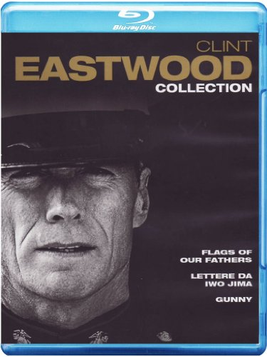 Clint Eastwood collection - Flags of our fathers + Letters from Ivo Jima + Gunny [Blu-ray] [IT Import]