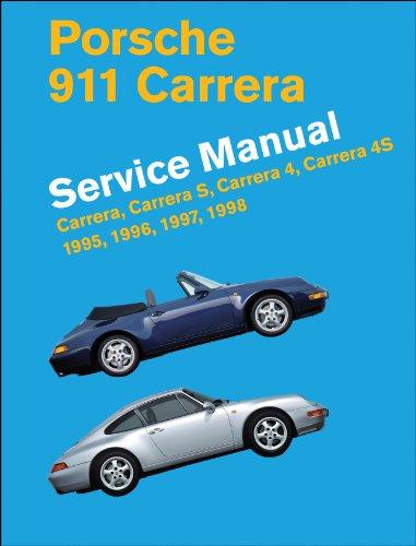 porsche 911 carrera type 993 service manual 1995 1996. Black Bedroom Furniture Sets. Home Design Ideas