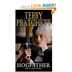 Hogfather TV Tie-In Terry Pratchett