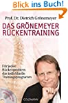 Das Gr�nemeyer R�ckentraining: F�r je...