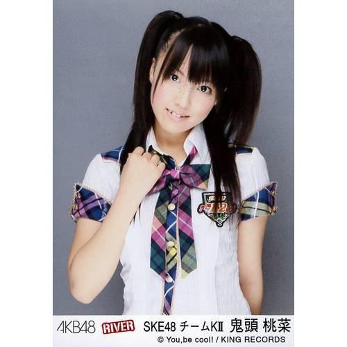 AKB48公式生写真RIVER【鬼頭桃菜】