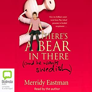 There's a Bear in There Audiobook