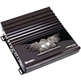 Amplificador de 2 canales 600W POWER ACOUSTIK D2-600B DEMON SERIES CLASS AB