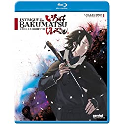 Intrigue in the Bakumatsu: Irohanihoheto 1 [Blu-ray]