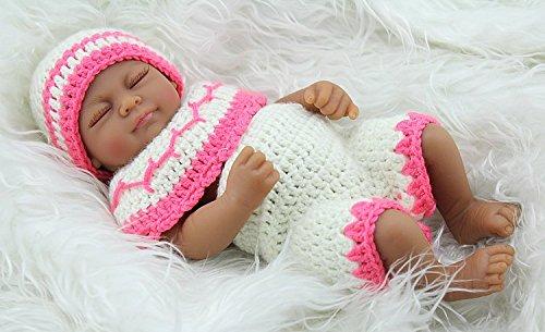 Desertcart dreamrunner buy dreamrunner products online in uae dreamrunner african american reborn baby girl doll full vinyl bebe toys preemie gift personalized lifelike black baby doll negle Gallery