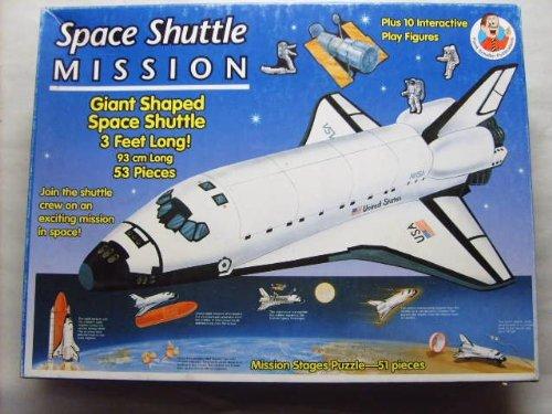 """Cheap Frank Schaffer Frank Schaffer's """"Space Shuttle Mission"""" Floor Puzzle (B004E4CIXK)"""