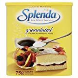 Splenda Low Calorie Sweetener Granular 75g
