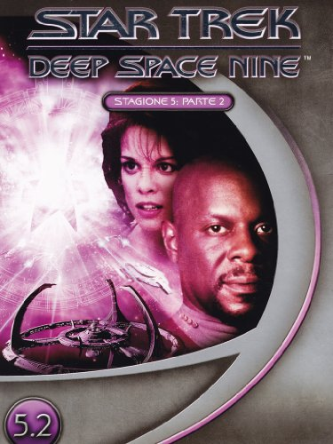 Star Trek - Deep Space Nine Stagione 05 Volume 02 Episodi 13-26 [4 DVDs] [IT Import]