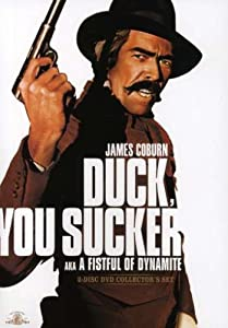 Duck, You Sucker (aka A Fistful of Dynamite) (2-Disc Collector's Edition) (Sous-titres français) [Import]