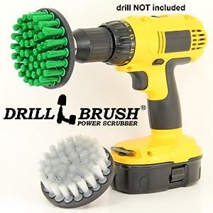 Amazon Com Electric Scrub Nylon Brush Drill Attachment