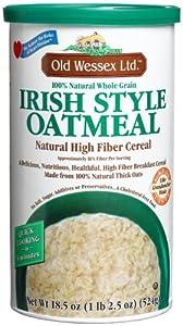 Old Wessex Irish Style Oatmeal ( 12x18.5 OZ)