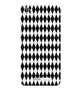 EPICCASE zebra diamonds Mobile Back Case Cover For Lava Iris X8 (Designer Case)