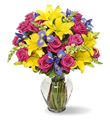 Birthday Wishes from Benchmark Bouquets
