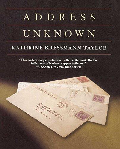 Address unknown (Roman)