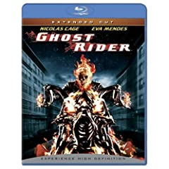 Ghost Rider (Extended Cut) [Blu-ray] (2007)