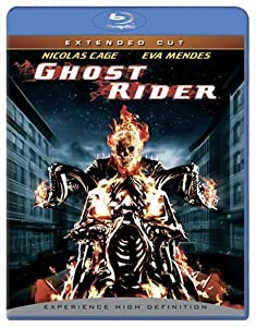 Ghost Rider (Extended Cut) [Blu-ray]