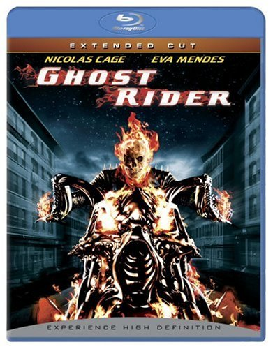 Cover art for  Ghost Rider (Extended Cut) [Blu-ray]