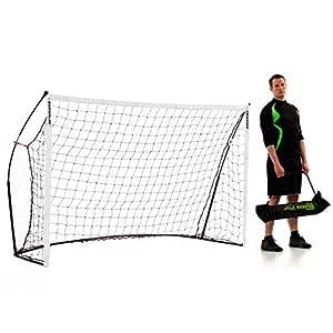 QUICKPLAY Kickster Academy Portable 12 x 6' Football Goal