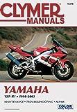 Yamaha YZF R1 98-03 (Clymer Color Wiring Diagrams) Ed Scott
