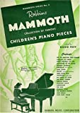 Robbins Mammoth Collection of Famous Childrens Piano Pieces, No. 3