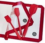 Silicone Bakeware Set (5 Piece) - 2 x...