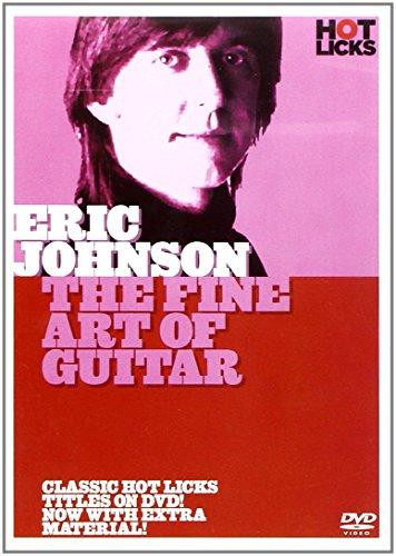 Hot Licks: Eric Johnson - The Fine Art of Guitar / ホット・リックス: エリック・ジョンソン - ザ・ファイン・アート・オブ・ギター DVD(リージョン0)