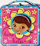 Disney Doc McStuffins Carrier Tin Lunch Box