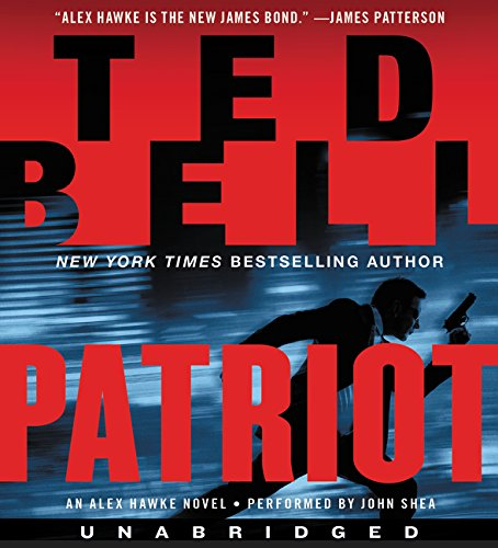 Patriot CD: An Alex Hawke Novel PDF