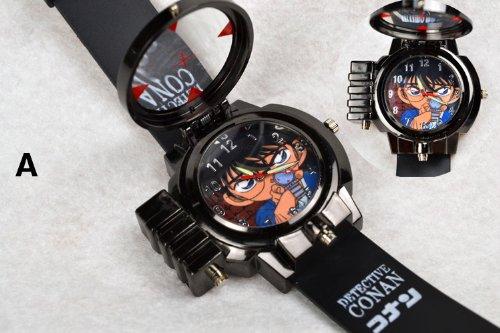 名探偵コナン 腕時計型麻酔銃をモチーフにした腕時計
