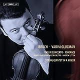 Bruch : Concerto pour violon n° 1 - Romance op. 85 - Quintette à cordes