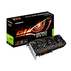 Gigabyte NVIDIA Geforce GTX 1070 G1 Gaming 8 GB GDDR5 Graphics Card