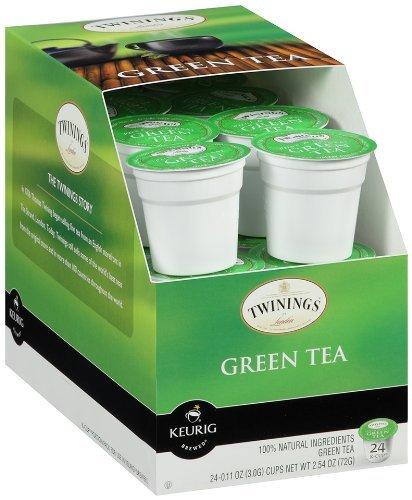 Quick & Easy Green Tea K Cups