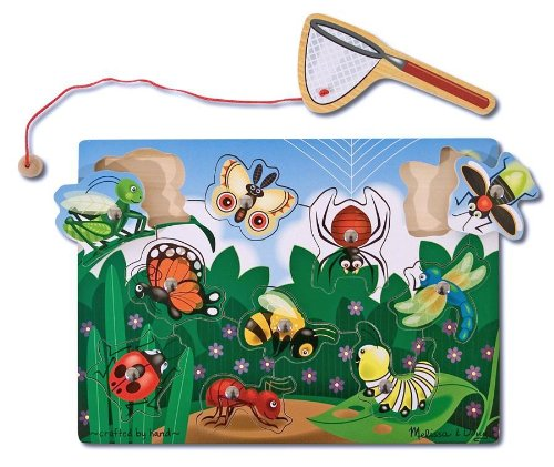 Bug-Catching Magnetic Puzzle Game Bug-Catching Magnetic Puzzle Game
