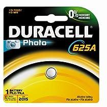 Duracell PX625ABPK Photo Alkaline Batteries, Size 1.5 Volt