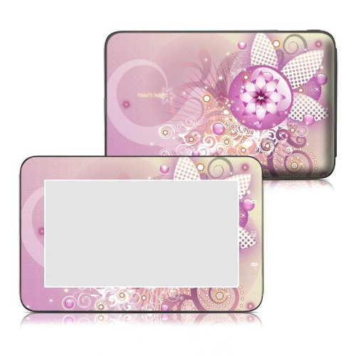 Pack Monster Velocity Micro Cruz T103 Tablet Vinyl Abrade Art Decal Sticker Protector Accessories - Swirls Feeble-minded