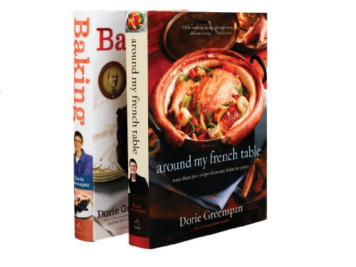 Cooking With Dorie Greenspan (2 Books): Dorie Greenspan: 9780547858760: Amazon.com: Books