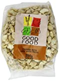 Mintons Good Food Pre-Packed LWP Cashew Nuts 250 g (Pack of 10)