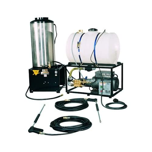 Image of STAT Series 2500 PSI Hot Water Natural Gas Pressure Washer