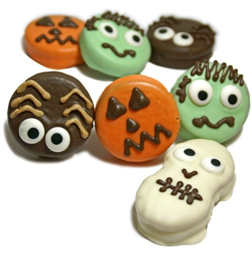 Halloween Character Oreos & Nutter Butter Cookies - Set of 12