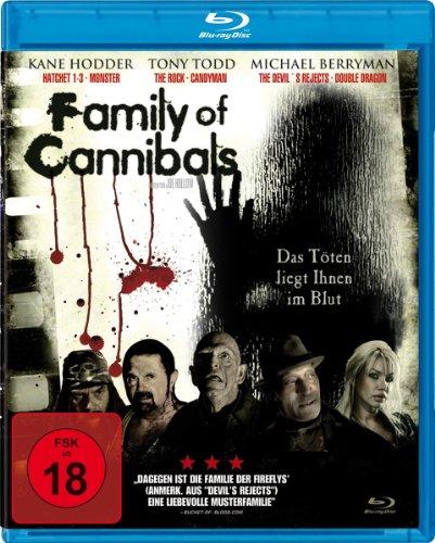 Family of Cannibals - Das Töten liegt ihnen im Blut [Blu-ray]