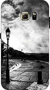 JOHN RICHARD_ HIGH QUALITY SILICON UV PRINTED BACK COVER FOR SAMSUNG GALAXY S6...