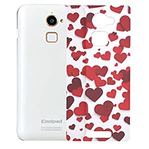 Shopme Printed Designer Back cover_5101_for Coolpad Note 3 Lite