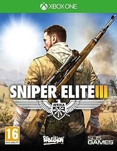 Sniper Elite 3 Xbox One [import Europe]