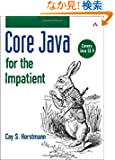 Core Java for the Impatient