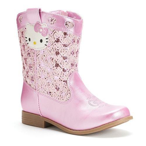 Hello Kitty Girls Trixie Western Boot