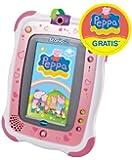 VTech - Tablet educativo Storio 2 (con juego Rufus), color rosa (3480-136857)