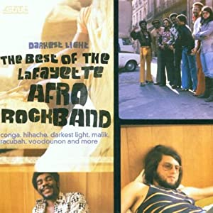 Darkest Light - The Best Of The Lafayette Afro Rock Band