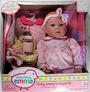 "Everything Emma ~ Baby Emma's Playette 18"""