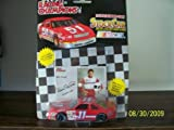 Bill Elliott 1:43 Scale Of The #11 Red Racing Champions Car