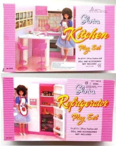 Gloria:Barbie Doll House Furniture -(Set of 3)- Living Room ...